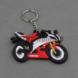 Breloc  Yamaha din silicon motocicleta + ambalaj cadou