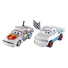 Masinute Disney Cars 3 Kris Revstopski si Pat Traxson