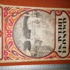 LOT 3 ALMANAH SCANTEIA 1968 , 1969 /LITERAR 1989