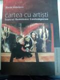 MIRCEA GHITULESCU-CARTEA CU ARTISTI,TEATRUL ROMANESC CONTEMPORAN