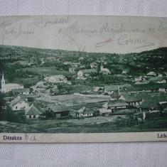 Carte postala Desakna, Ocna Dejului, Dej, jud. Cluj