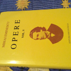 Mihai Eminescu, opere volumul V, anul 2000, editura Saeculum, Bucuresti, Claude Levi-Strauss