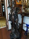 Statuie bronz-Diana, zeita vanatorii
