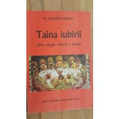 Taina iubirii- Claudiu Dumea