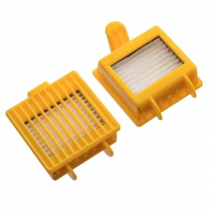 Hepa (allergie-) filter-set pentru irobot roomba 700er serie (2x), ,