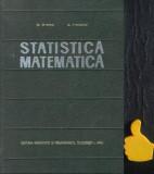 Statistica matematica D. Firescu G. Mihoc