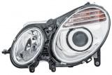 Cumpara ieftin Far stanga 2 H7, electric, cu motoras MERCEDES Clasa E W211 intre 2006-2009, Hella