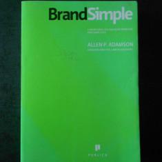 LLEN P. ADAMSON - BRANDSIMPLE