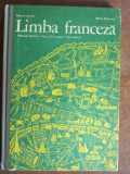 Limba franceza. Manual pentru clasa a V-a - Marcel Saras, Maria Braescu