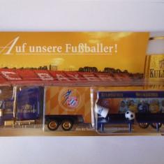 Tir promo Kulmbacher, cu promotionale Bayern Munchen, in blister