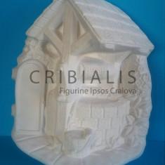 Figurine ipsos Fantana decor perete