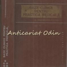 Baze Clinice Pentru Practica Medicala V - A. Paunescu-Podeanu