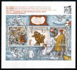 Romania 2004, LP 1659, Evenimente Europa 2004, bloc, MNH! LP 36,00 lei