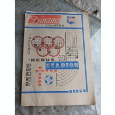 REBUS STADION, 1988