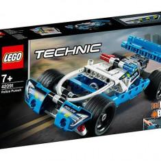 LEGO Technic - Urmarirea politiei 42091