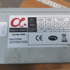 Sursa PC OC LC-C400ATX 400 Watt #70434RAZ