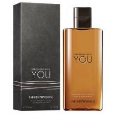 Armani (Giorgio Armani) Emporio Armani Stronger With You Gel de duș pentru bărbați 200 ml