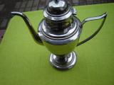 Superb ceainic argintat, provenienta suedeza