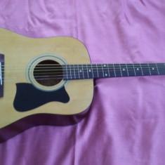 Vand chitara clasica IBANEZ cu accesorii :husa .curea, suport ,set corzi rezerva