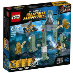 LEGO DC Super Heroes - Batalia Atlantisului 76085