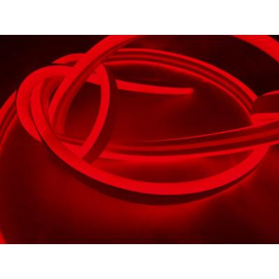 Rola Neon Flex Furtun Luminos Flexibil LED rosu 100m R foto