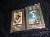 Lot 2 Casete audio Originale Bisericesti Ortodoxe PREDICA INALTARII,T,GRATUIT