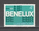 Luxemburg.1974 30 ani Uniunea Vamala BENELUX  SL.772, Nestampilat