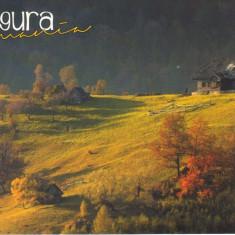 Carte postala CP BV050 Magura, Tara Branului - Alta toamna - necirculata