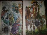 Cei patruzeci si cinci de Alexandre Dumas (2 vol)