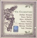 CD Colinde: Vin colindătorii (Colinde si cântece de iarnă - 2002, original )