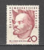 D.D.R.1960 90 ani nastere V.I.Lenin  MD.123