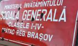 Tabla emailata perioada R.S.R. SCOALA GENERALA CLASELE 1- 4 Spatac Reg. Brasov