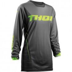 Tricou Dame Atv/Cross Thor Pulse Dashe gri/verde marime S Cod Produs: MX_NEW 29110153PE