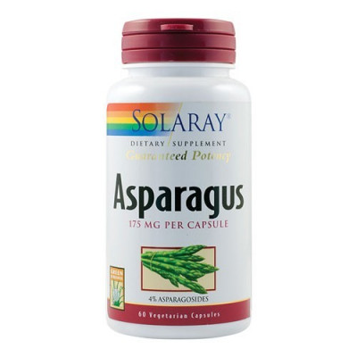 Asparagus (Sparanghel), 60cps, Solaray foto