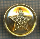 Y 1990 NASTURE METALIC -MILITAR -ARMATA SOVIETICA -GMFZ TRUD-SECERA SI CIOCANUL