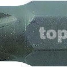 "Bit cruce PH1 x 25 mm SVCM prindere 1/4"" set 2 bucati Topmaster Profesional"