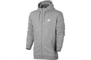 Hanorac sport Nike NSW Hoodie FZ 804391-063 pentru Barbati