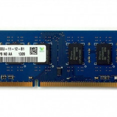 Memorii RAM SK HYNIX kit 4GB x 4bucati= 16Gb DDR3 1600Mhz PC3-12800 - 2Rx8, DDR 3, 16 GB, Quad channel