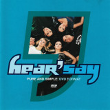 DVD Hear'Say – Pure And Simple, original