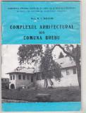 Bnk rev Revista Complexul arhitectural din comuna Brebu Prahova - 1970
