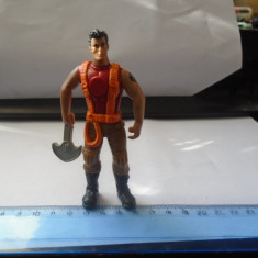 bnk jc  McDonalds - Action Man - 2003