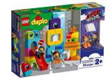 Cumpara ieftin LEGO Duplo - Vizitatorii de pe planeta Duplo 10895
