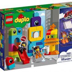 LEGO Duplo - Vizitatorii de pe planeta Duplo 10895