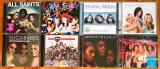 All Saints, Atomic Kitten, Sugababes, Pussycat Dolls.. (set 8 CD orig)