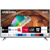 Televizor QLED Samsung 138 cm, 55Q60TA, Smart TV, 4K Ultra HD, CI+, Negru