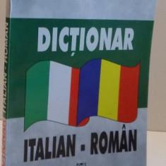 DICTIONAR ITALIAN-ROMAN , 1997