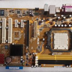 Placa de baza AM2 ASUS M2N DDR2 PCI-E - poze reale