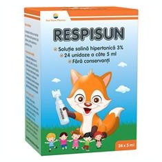 Respisun Sun Wave Pharma 24x5ml Cod: sunm00220