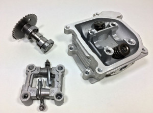 Chiuloasa Completa Scuter Kymco  Kimco 4T 60cc