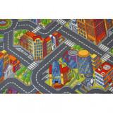 Covor copilăresc Strazi Big City, 100x150 cm